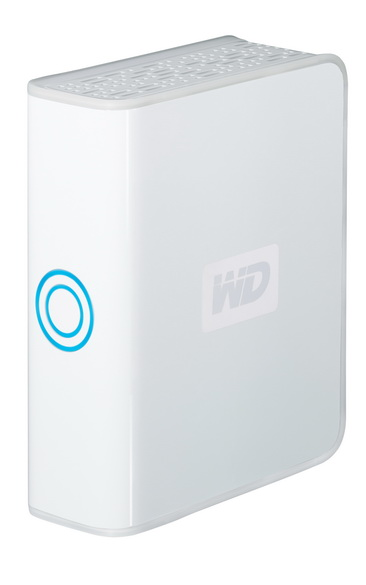 Western Digital MyBook World Edition